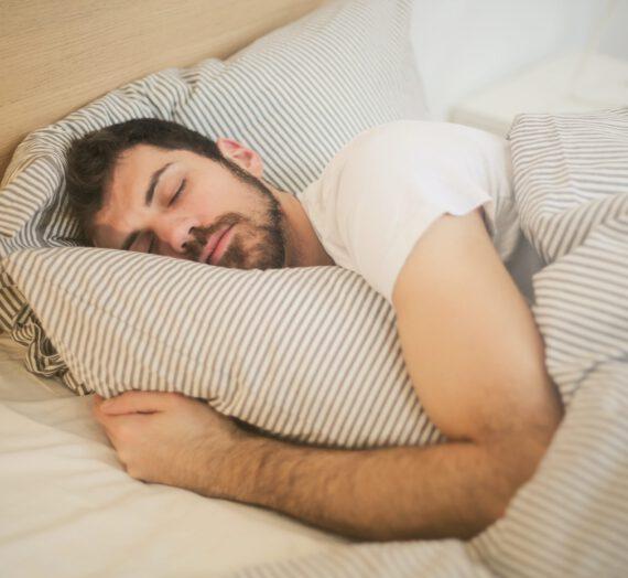 Lekker ge-slapen